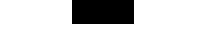 Warwick text in black Aurelie font