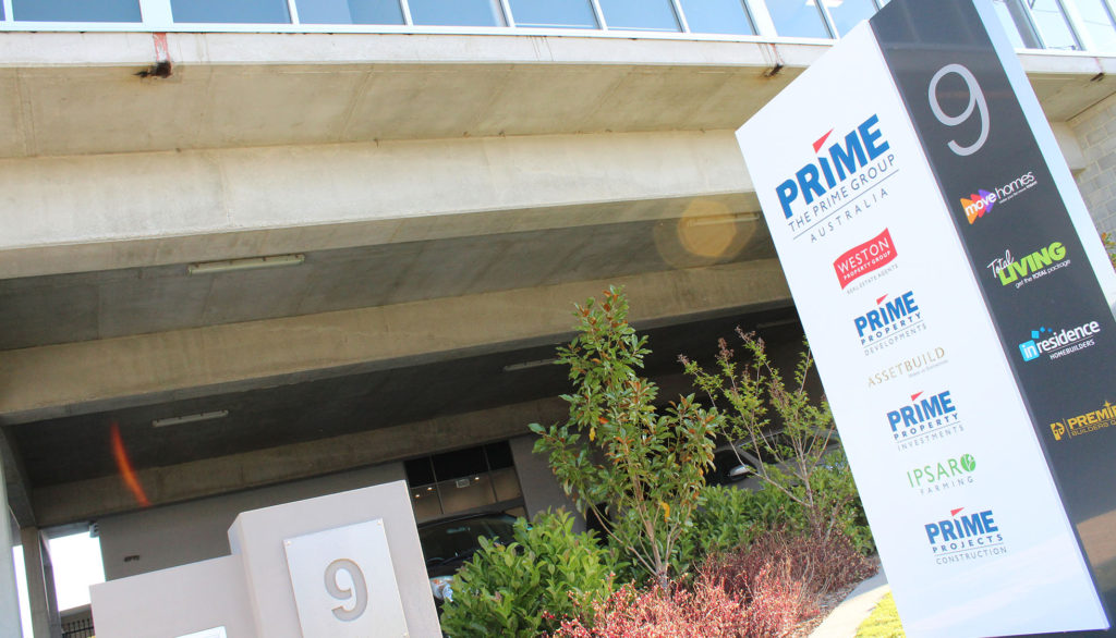 The Prime Group and Move Homes Office