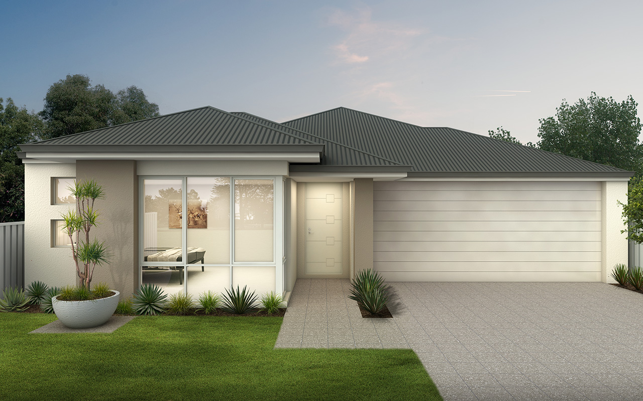 The Ariana, a new home design by Move Homes for Perth families and first time home buyers