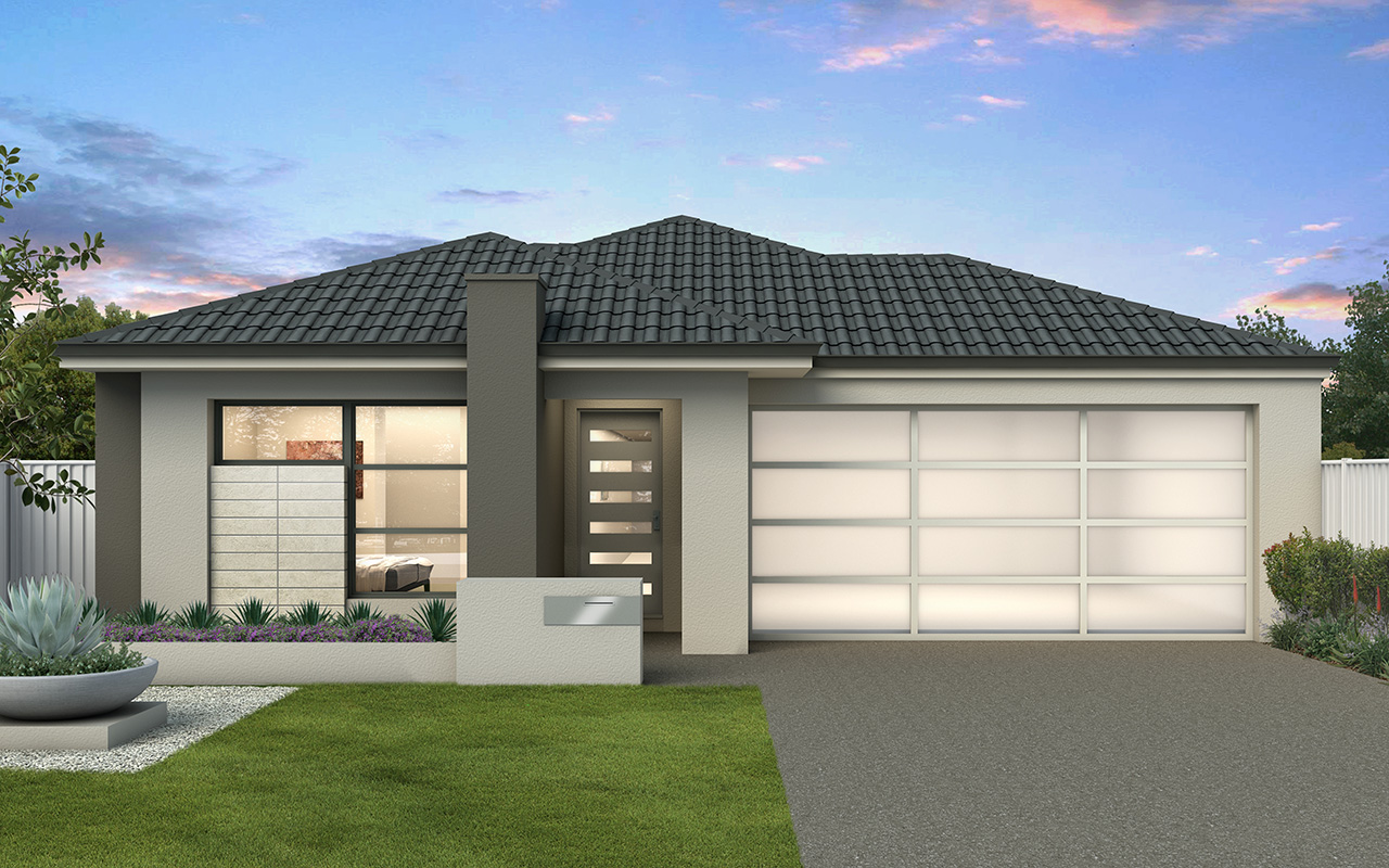 The Bermuda, a new home design by Move Homes for Perth families and first time home buyers