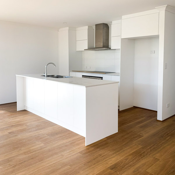 Mt Lawley colour in the Hybrid Planks by Move Homes