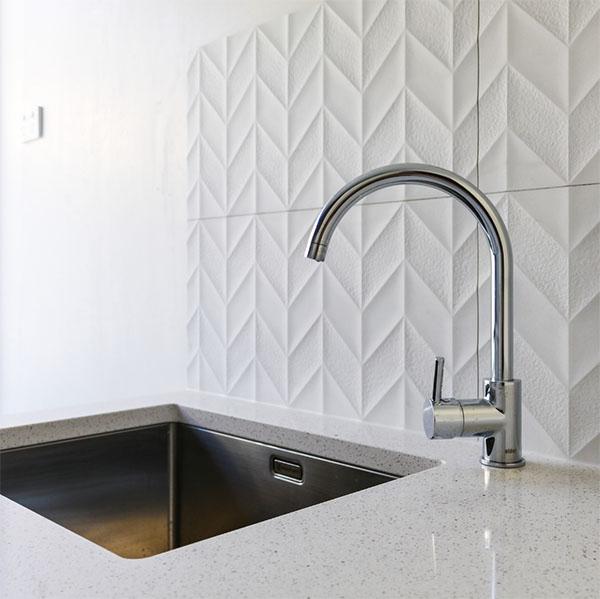 undermount sink kitchen upgrade