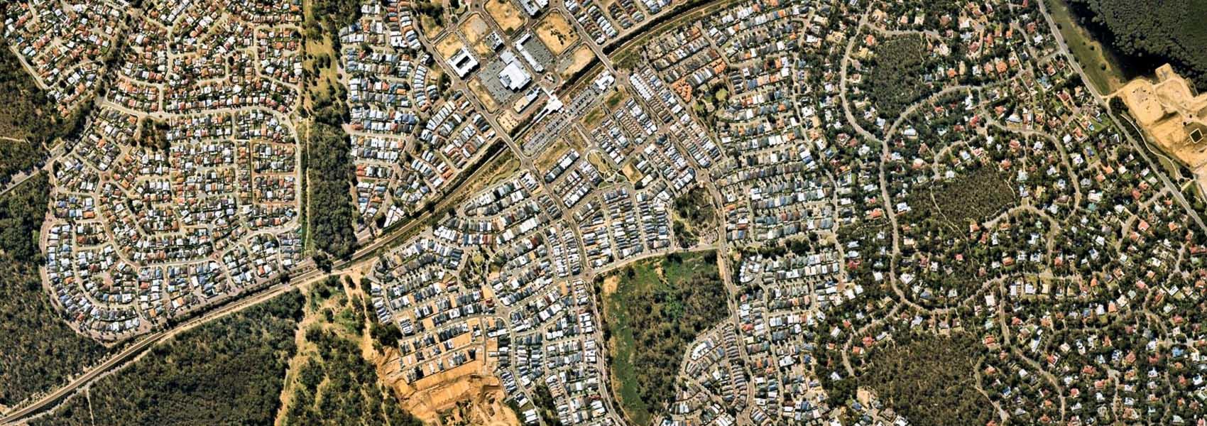 Skyview of Wellard
